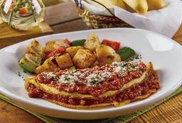 Paquete Omelette Boloñesa