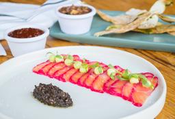 Sashimi de Salmon Rosado