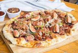 Pizza Higo y Serrano