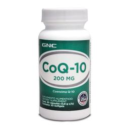 Suplemento Alimenticio Preventive Nutrition CoQ-10 30 Cápsulas