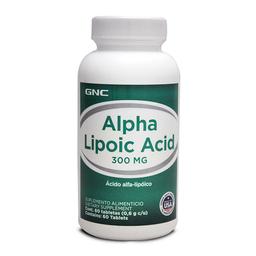 Gnc Alpha Lipoic Acid