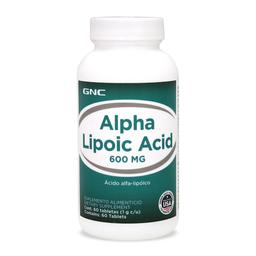 Ácido Alfa-Lipóico 600 mg