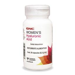 Gnc Women'S Hyaluronic Ac