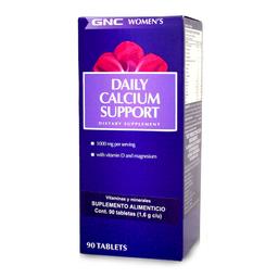 Suplemento Dietario Women's Daily Calcium Support 90 Tabletas