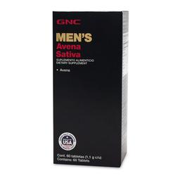Gnc Men'S Avena Sativa