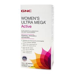Gnc Women'S Mega Men Sport Multivitaminico