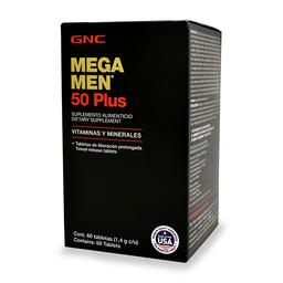 Gnc Men'S Mega Men 50 Plus