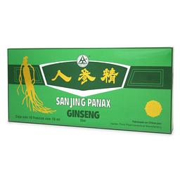 San Jing Htp Ginseng Panax Ex
