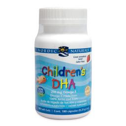 Childrens DHA Omega para niños 90 Cap