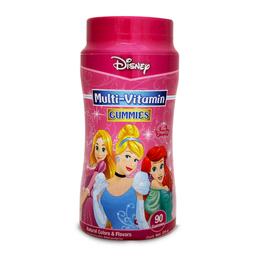 Gomitas con Multi-Vitaminas Disney Princesas