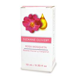 Aceite Suzane Olivier Facial y Corporales 10 mL