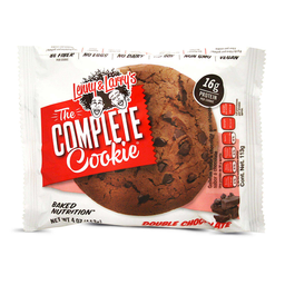 Galleta The Complete Cookie Double Chocolate 113 g