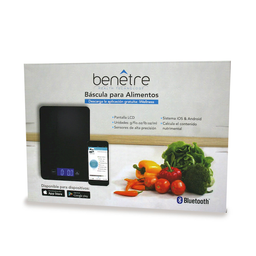 Bascula Digital Para Alimentos Benetre