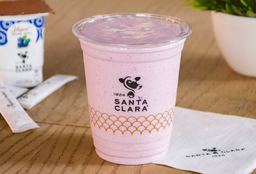 Smoothie de Yogurt con Helado Tradicional