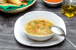 Sopa del Día o Crema
