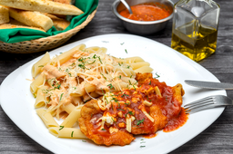 Pollo Parma