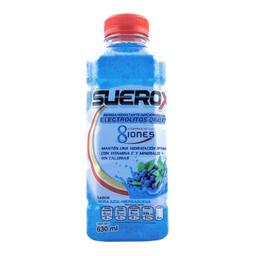 Suero Oral Suerox Mora Azul