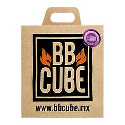 Carbón BBCUBE vegetal 3 kg
