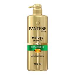 Shampoo Pantene Pro V minute miracle 480 ml