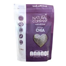 Semillas de chía Natural Company 300 g