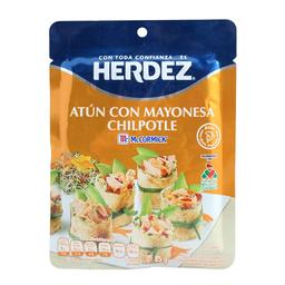 Lomo de atún Herdez con mayonesa chipotle 85 g