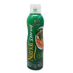Aceite comestible Nutrioli spray 180 ml