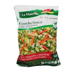 Mezcla de verduras La Huerta cosecha fresca 500 g