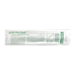 "Jeringa Plastipak de 3 ml 21G x 32 mm (0.80mm) (11/4"")"