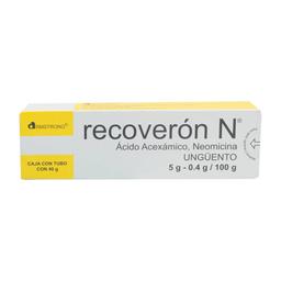Recoverón N 5 g - 0.4 g / 100 g ungüento 40 g