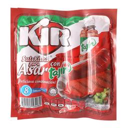 Salchicha para asar Kir con tajín 800 g