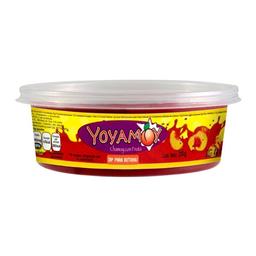 Chamoy con fruta Yoyamoy 250 g