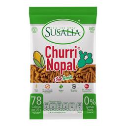 Churros de maíz Susalia Churri Nopal chile limón 200 g