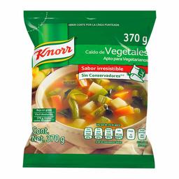 Caldo de vegetales Knorr 370 g