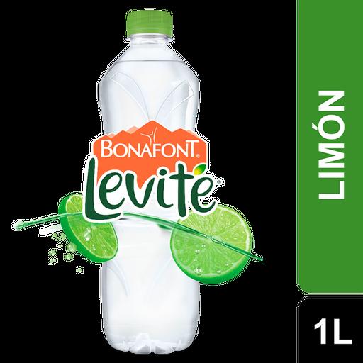 Agua Bonafont Levité Limón, 1 L