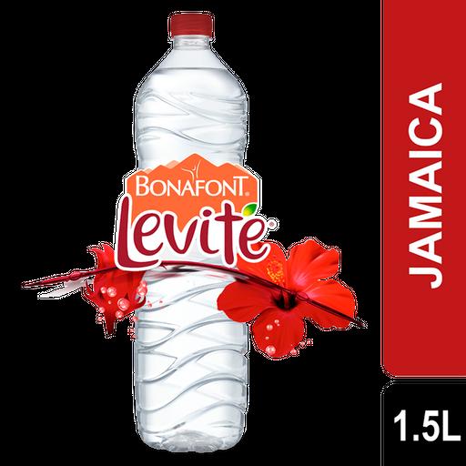 Agua Bonafont Levité sabor jamaica 1.5 l