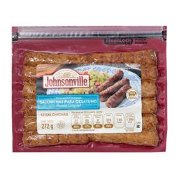 Johnsonville Salchichas Para Desayuno