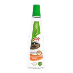 Edulcorante Daily líquido stevia + agave 100 ml