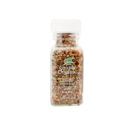 Molino de sal de mar Simply Organic y especias 135 g
