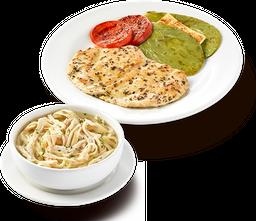 Combo Sopa Especial Vips + Pechuga a las Finas Hierbas