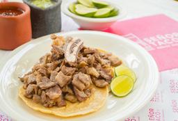 Tacos con Costilla