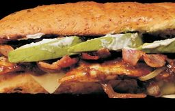 Baguette Avocado Arrachera