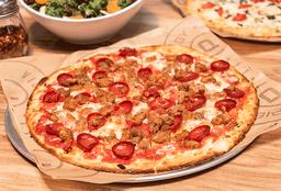 Pizza Selección del Carnicero