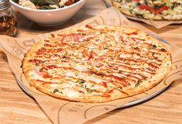 Pizza BBQ Chicken a la Parrillar
