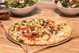 Pizza Alcachofa Especial