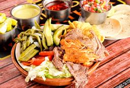 Platillo de Chorizo Argentino