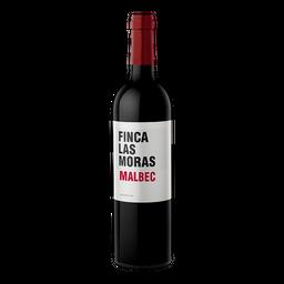 Vino Tinto Las Moras Malbec 750 ml