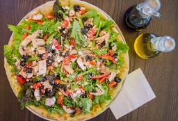 Pizza con un Ingrediente Adicional Grande