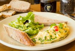 Omelette de Espárragos