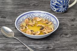 Sopa de Hongos