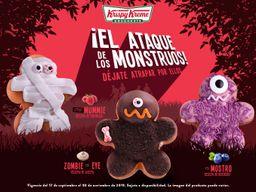Docena ¡El Ataque de los Monstruos!